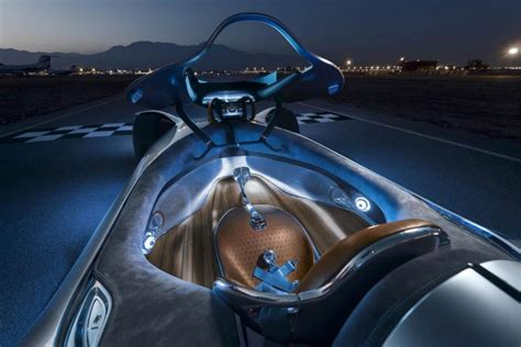 futuristic mercedes electric concept pays tribute