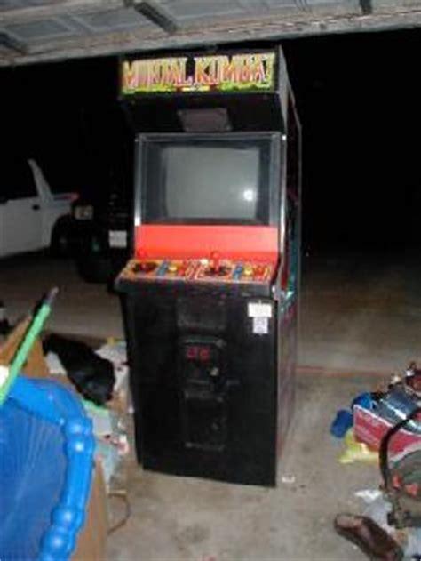 Mortal Kombat Arcade Cabinet Restoration by Robohara Digital Archives