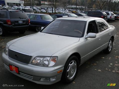 metallic lexus 2000 alpine silver metallic lexus ls 400 57873801 photo