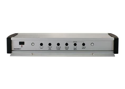 Kicker Kx2400.1 Car Audio Class D Mono 2400w Amp Package