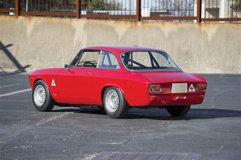 Alfa Romeo Giulia Sprint Gta Stradale
