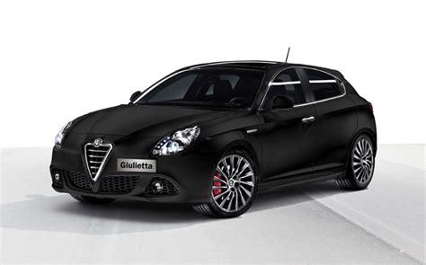 alfa romeo giulietta  black car hd wallpaper car