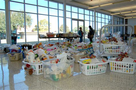 thanksgiving baskets community st marys dominican high school