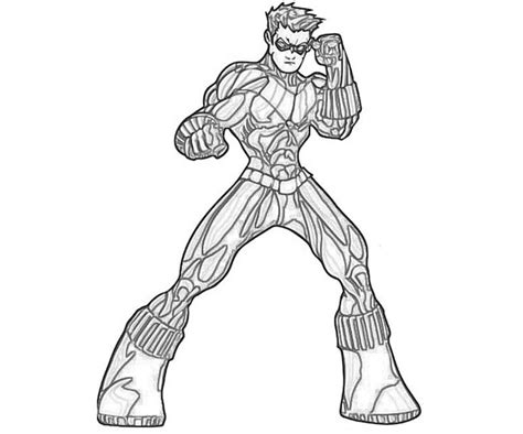 nightwing coloring pages nightwing coloring pages coloring pages for free
