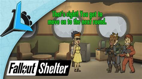 Fallout Shelter Ep 21 Game Show Gauntlet (Gameplay) (HD