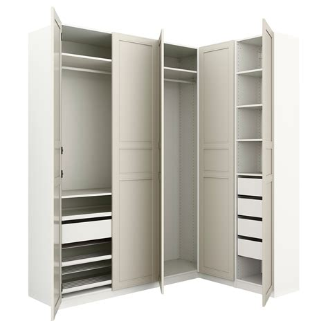 Corner Wardrobe Unit by 15 Ideas Of White Corner Wardrobes Units