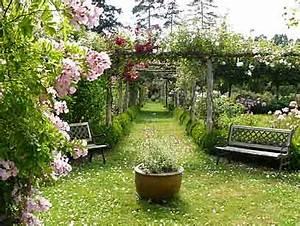 Jardins à L Anglaise : le s jardin s le jardin l 39 anglaise ~ Melissatoandfro.com Idées de Décoration