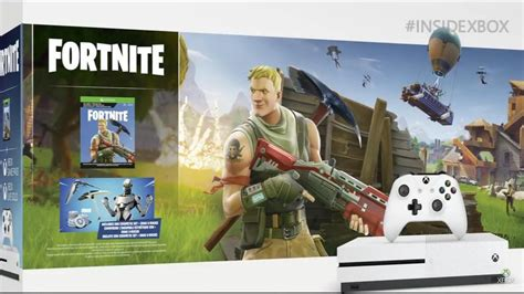 new xbox one s exclusive fortnite skin bundle confirmed fortnite insider