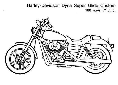 Kleurplaat Harley Davidson by Harley Davidson Coloring Pages Coloring Pages