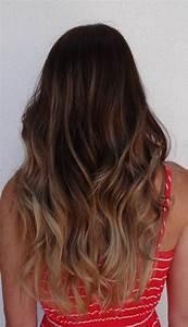 Ombré Hair Blond Foncé : les cheveux chatain quelle nuance choisir et pourquoi ~ Nature-et-papiers.com Idées de Décoration