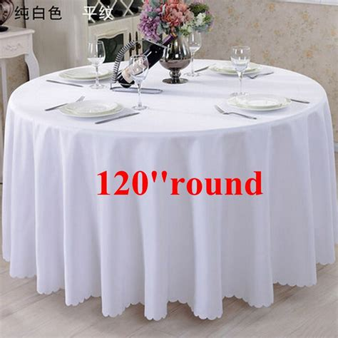 shipping pcs white   polyester  table