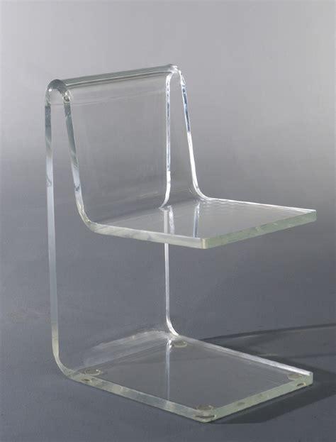 chaises plexiglass jean dudon velvet galerie mobilier design quasar