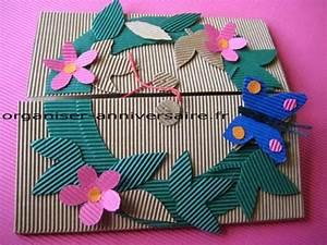 Fabriquer Carte Anniversaire : cartes postales originales anniversaire enfant ~ Melissatoandfro.com Idées de Décoration