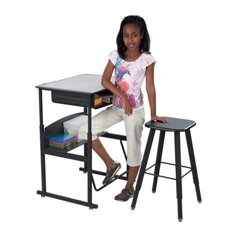 Alphabetter Desks And Stools by Alphabetter 174 Stand Up Desk Calloway House