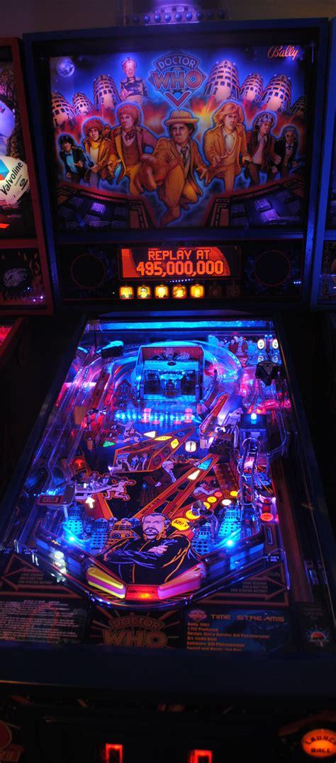 high quality dr who pinball ultimate led lighting kit