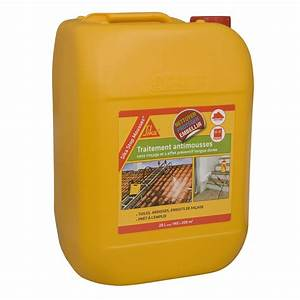 Antimousse SIKA Stop Mousses 20 L Leroy Merlin