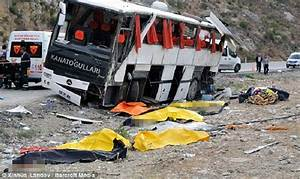 9 killed in bus crash in southern Turkey | 2018-02-10 ...