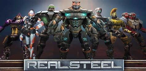 Great Real Steel Wallpapers by Real Steel Hd V1 25 2 Frenzy Android And Apps