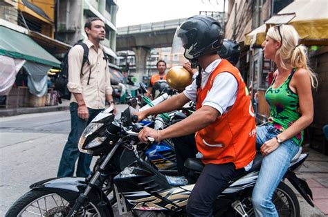 Where Are Motorbike Taxis Pattaya