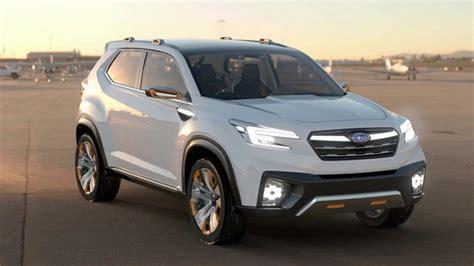 Subaru Redesign 2019 amazing 2019 subaru forester redesign