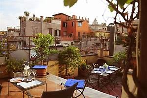 Il Terrazzo – Trastevere – Rome, Italy – Arlene Gibbs Décor