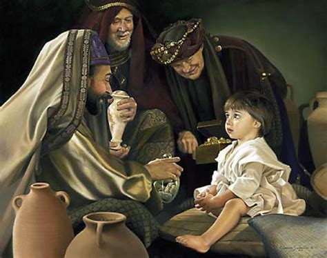 Who Were The Three Wise Men From The East? Magi