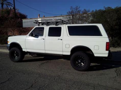 Buy Used Ford Bronco Centurion Palos Verdes