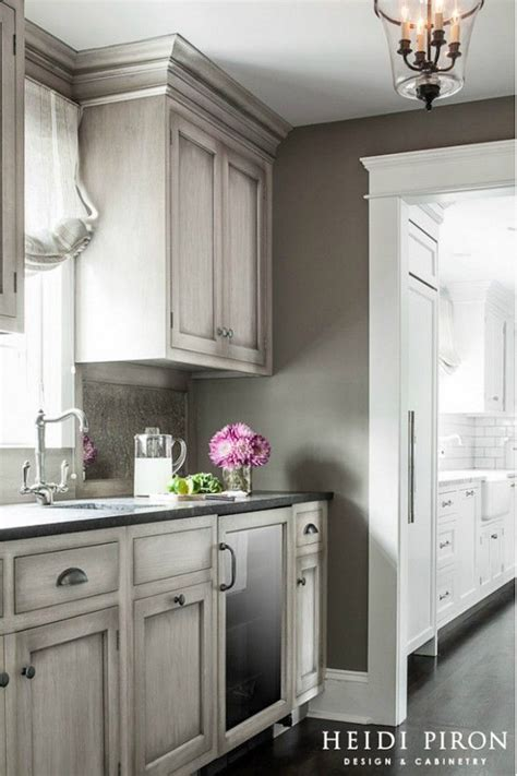 light grey paint for kitchen 66 gray kitchen design ideas cottage and farmhouse 8999
