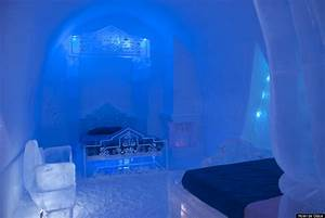 'Frozen' Suite at Hotel De Glace Is Super Cool HuffPost