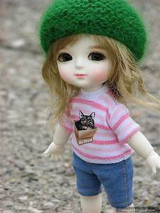 Little Barbie Doll Girl Cute