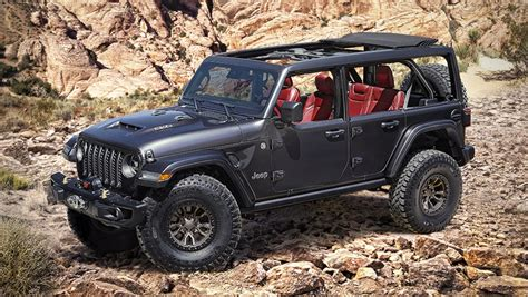 Request a dealer quote or view used cars at msn autos. New Jeep Wrangler 2021 detailed: V8-powered Rubicon 392 ...