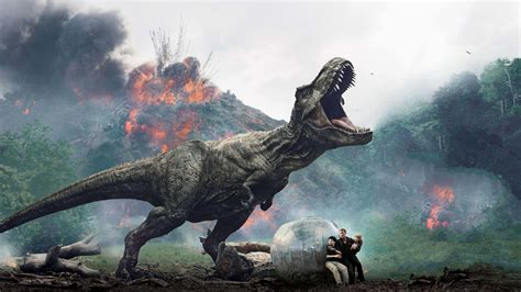 7680x4320 Jurassic World Fallen Kingdom 12k International