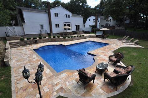 long island inground pools  ground pool installation