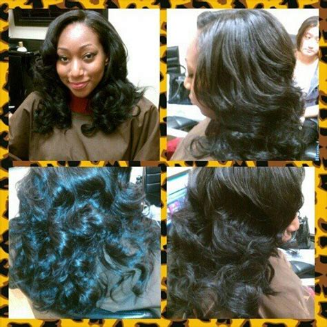 Partial Sew In Weave Hairstyles by Partial Sew In Sew Ins With Braids Hair Styles