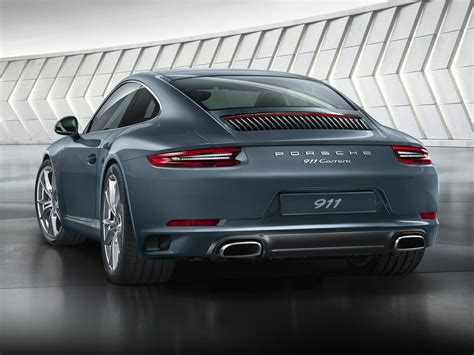 That's 20 more horsepower for both models. 2017 Porsche 911 - Price, Photos, Reviews & Features