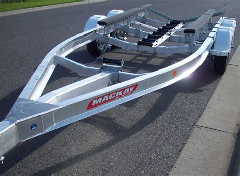 Aluminium Boat Trailer by Mackay Trailers Boats And More Shepparton Echuca