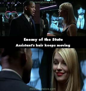 Enemy of the State movie mistake picture 2