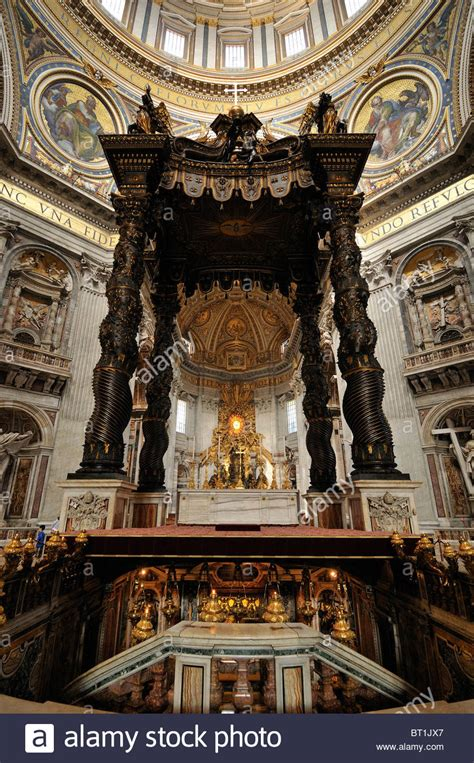 baldacchino by bernini baldacchino sculpture stock photos baldacchino sculpture