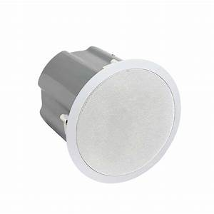 Ceiling Speaker With 4 U0026quot  Driver  Transformer  Grille