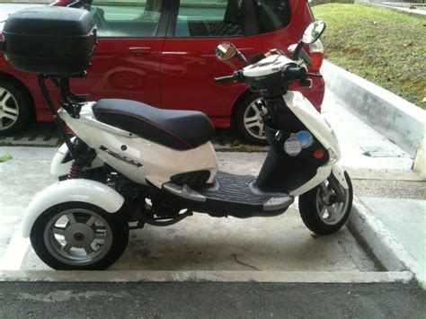 Used Motorcycle Singapore Sale