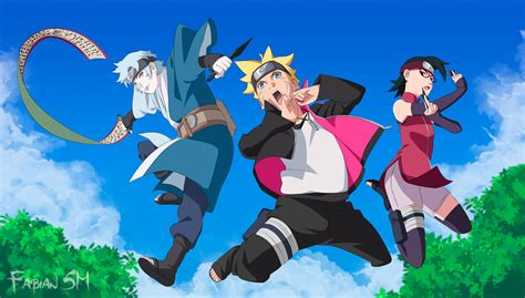Download Wallpaper Boruto Gratis Hd