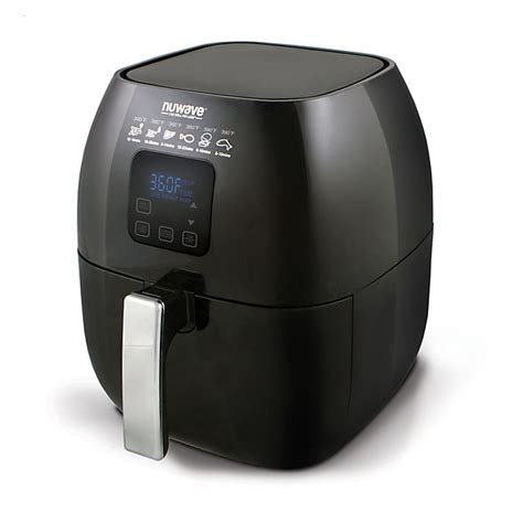 fryer nuwave air brio qt digital fryers bath bed beyond appliances skillets canada bedbathandbeyond customer quick call ovens alt