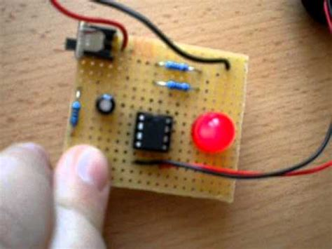 Nen Timer Led With Buzzer Pcb Youtube