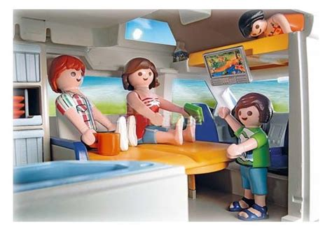 chambre parent playmobil playmobil grand cing car familial 4859 aménagement