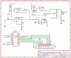 7 4v Two Step Lithium Battery Charger Circuit