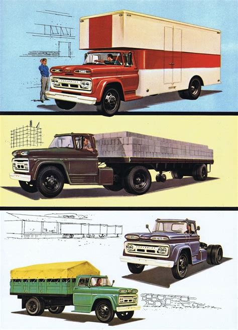 transport a 1960 chevy c60 to chesterfield 169 best images about gm trucks 1960 to 1966 on