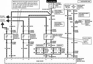 86 Ford O2 Sensor Wiring Diagram