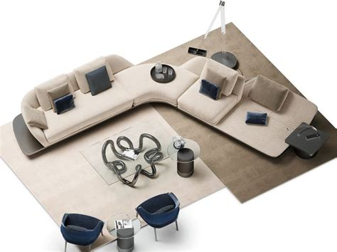Guassin builds a plethora of vehicles and products in the transport and logistics fields and currently has. SEGNO | Sofa with chaise longue Pininfarina home design ...