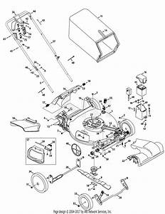 Mtd 12avb22j701  2014  Parts Diagram For General Assembly