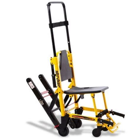 stryker 6252 stair chair guardian ems products
